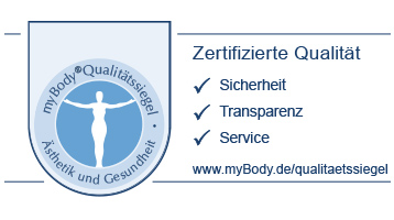 myBody® Qualitätssiegel